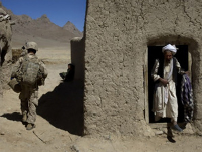 US allegedly in talks with Taliban, NATO strike kills civilians