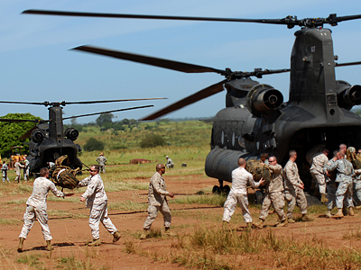 US outsources African spy missions to private contractors