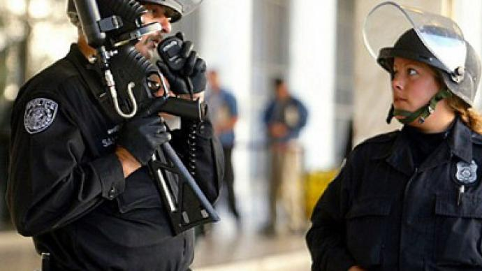 Police vs Protester: Feds sending armed agents to Chicago three weeks before NATO Summit