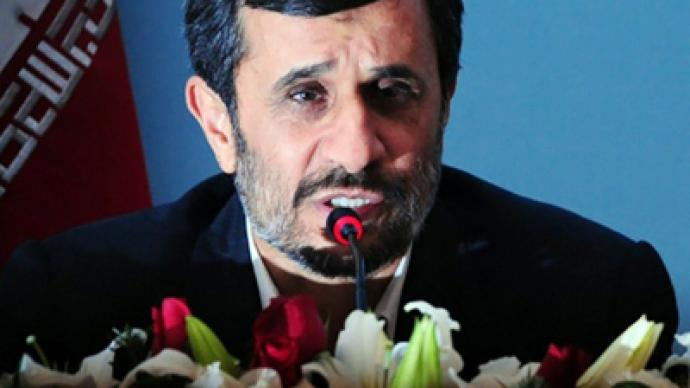 Ahmadinejad: US accountable for Bahrain crackdown