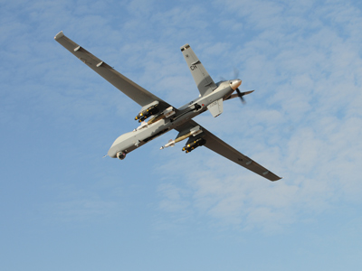 Air Force abandons $3 billion worth of drones