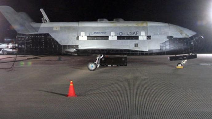 Air Force prepares third mission for mysterious X-37B spacecraft