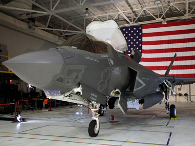 Canada to reject overpriced F-35s