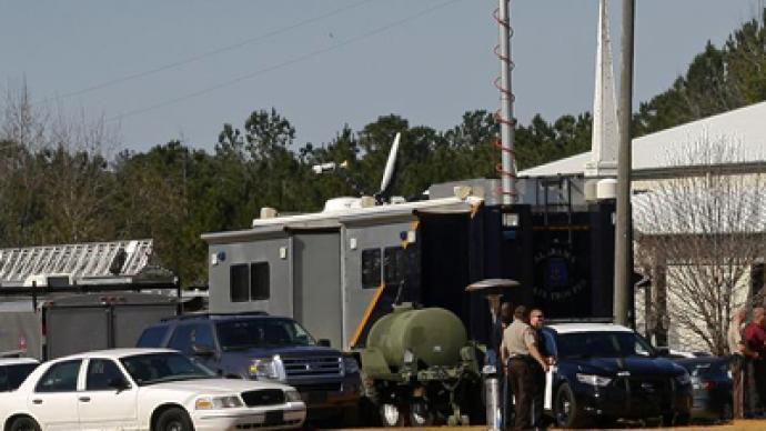Alabama hostage crisis ends - child safe, kidnapper dead