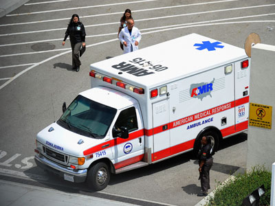 Man billed for ambulance that arrived after his father passed away