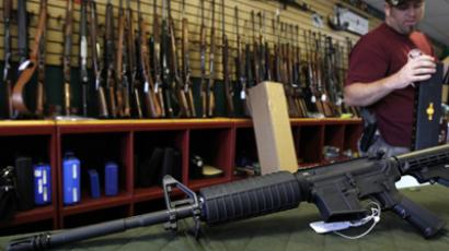 Newspaper hires armed guards to patrol headquarters after releasing names of gun owners