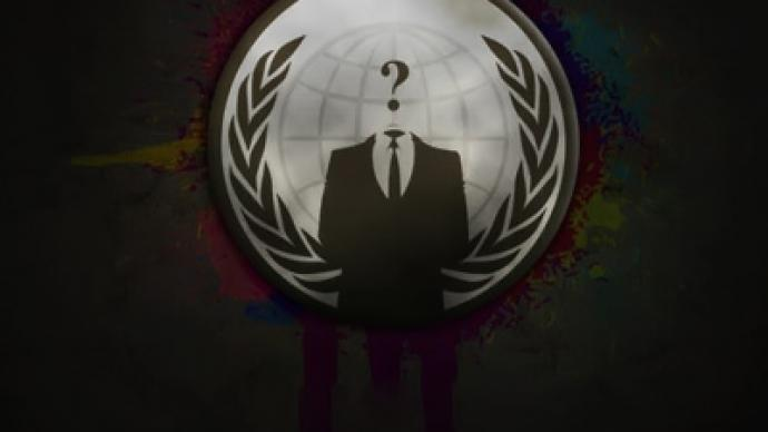 """Anonymous"" takes on Sony, angers gamers"