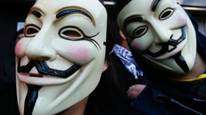 Anonymous reveals links between US and British white supremacists