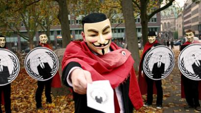 Hacked and discredited: Anonymous takes down Stratfor