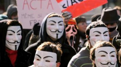 Anonymous brings down Interpol website in retaliation for 25 arrests