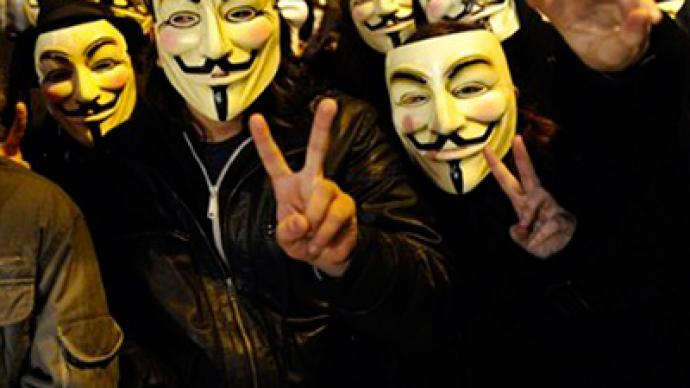 Anonymous attacks San Francisco's BART