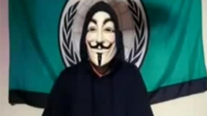 Anonymous goes after deadly Mexican drug cartel