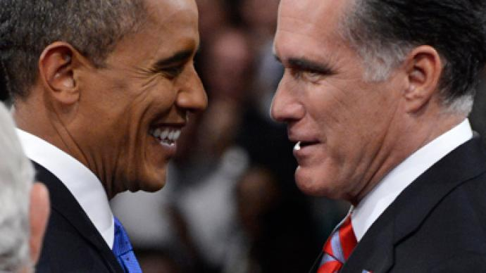 Personal data routinely leaked from Obama and Romney websites