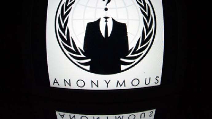 Anonymous threatens to take down California police department