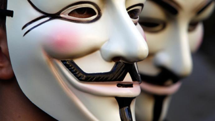 Anonymous takes on prison industrial complex with latest hack