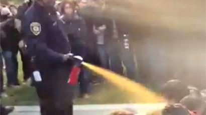 UC Davis 'pepper-spray cop' to go on trial