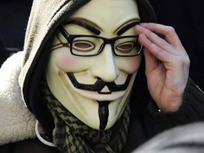 'Arrests will energize Anonymous movement'