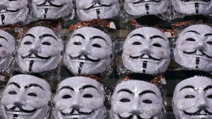 Anonymous promises to disrupt Obama's State of the Union