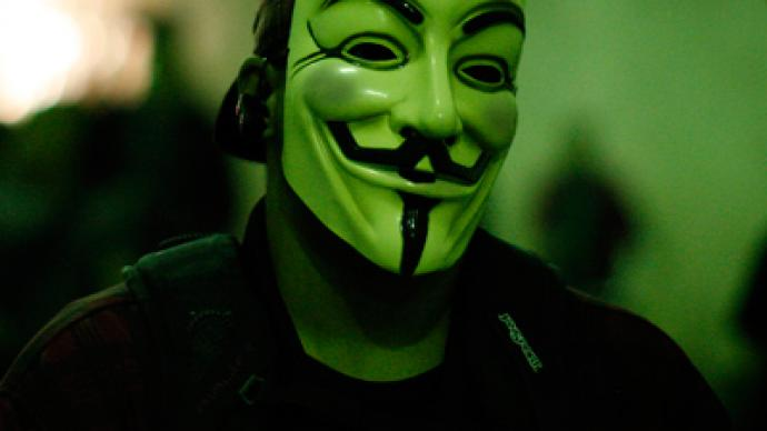 Anonymous details Stratfor Christmas hack