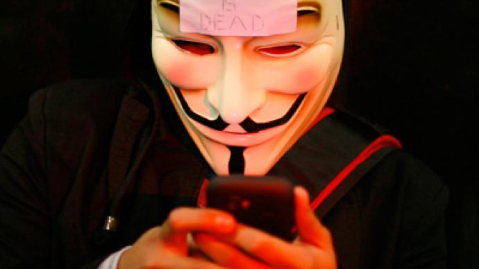 Anonymous to publish Stratfor emails