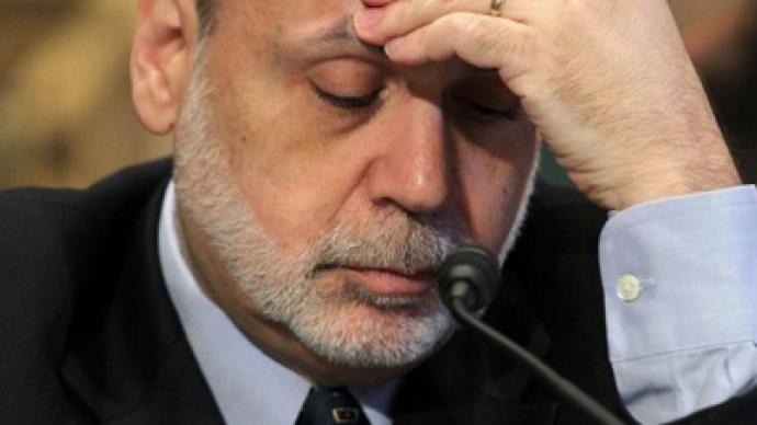 Anonymous threatens Bernanke