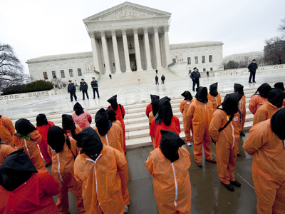 NDAA 2013 - Indefinite detention without trial is back