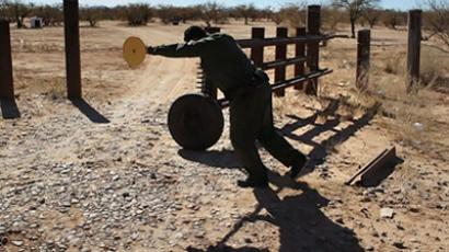 Deadly chase: Arizona desert becomes immigrant deathtrap