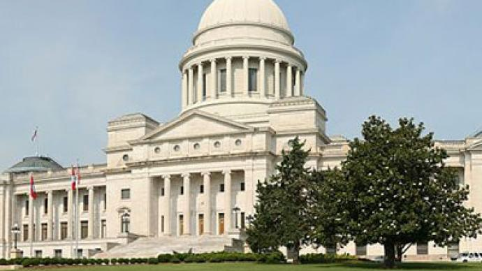Arkansas House passes toughest abortion law in US