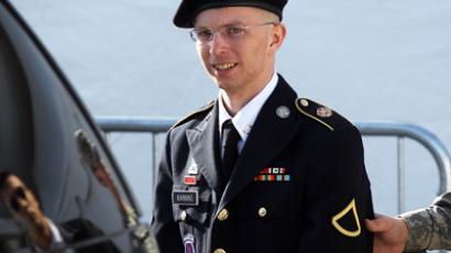 Bradley Manning back in court over Wikileaks charge