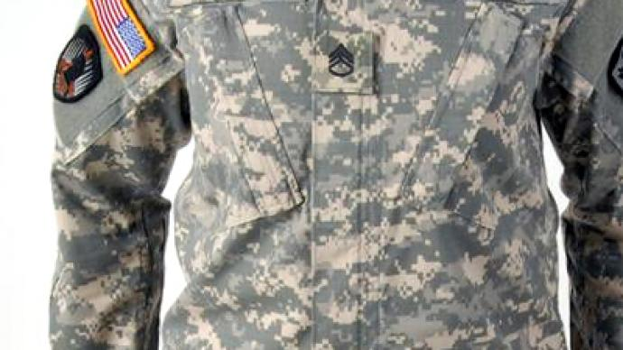 Fake army foiled in California
