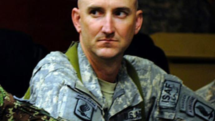 US Army colonel on trial for aiding Iraqi mistress