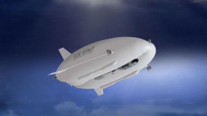 Pentagon to deploy huge blimps over Washington, DC for 360-degree surveillance
