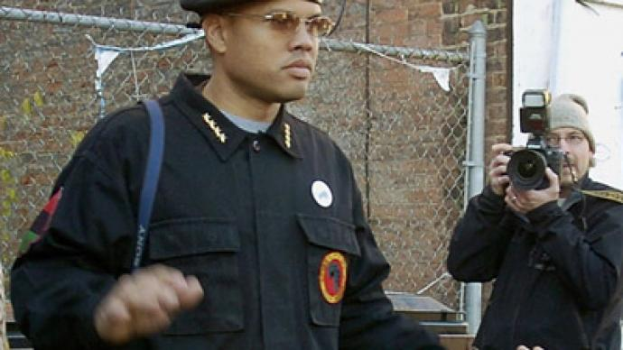 Black Panther who posted bounty for Martin's killer arrested