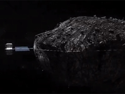 Private company plans to mine asteroids and manufacture products in space