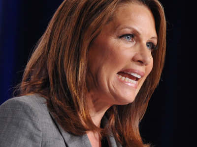Pathological liar Bachmann forces AP to impose 'fact check' quota