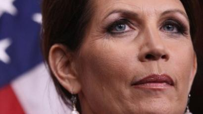 Michele Bachmann says the Soviet Union is a threat to America