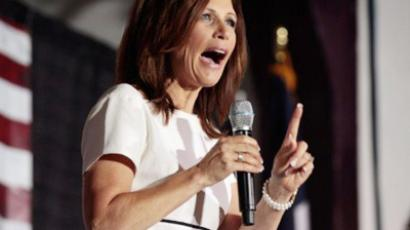 Bachmann wants to close imaginary embassy