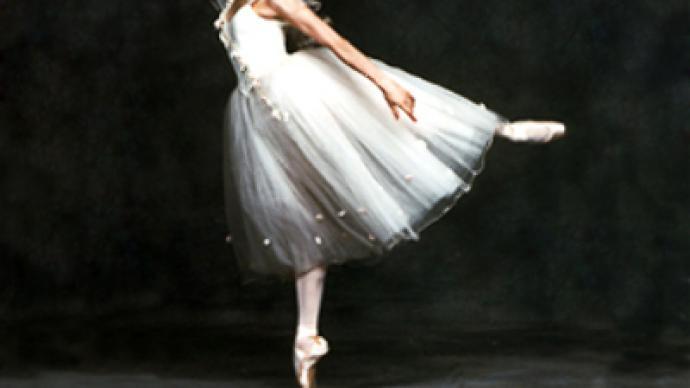 Ballerina's swan song