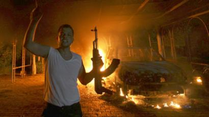 FBI questions Tunisian man over Benghazi consulate attack