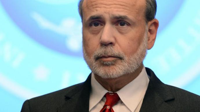 Ben Bernanke wants to resign