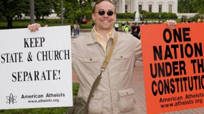 Is 'Year of the Bible' making Christianity official religion of US?