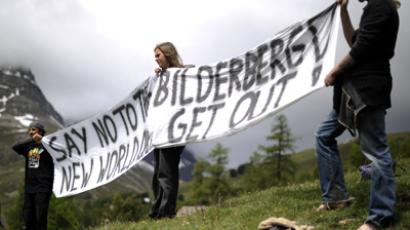 Bilderberg 2013: Just your average charity case?