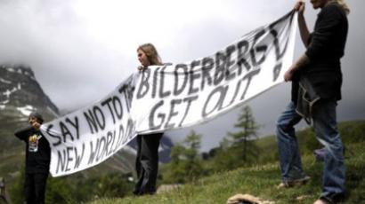"""Occupy Bilderberg"" - Alex Jones calls for thousands to protest upcoming meeting of global elite"
