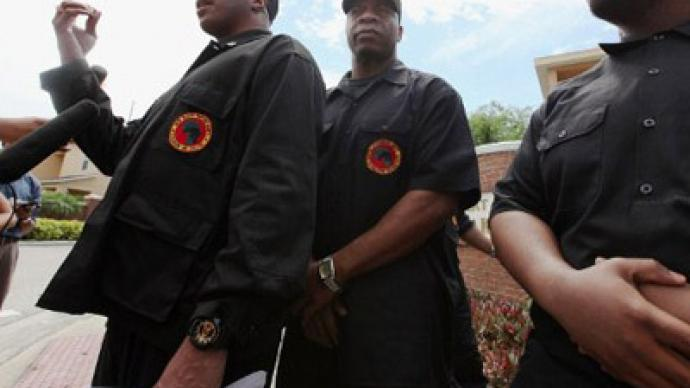 New Black Panthers want defense training after Trayvon Martin's murder