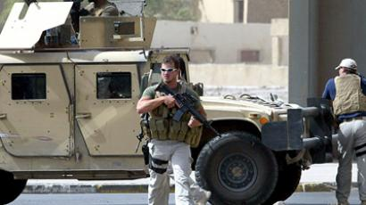 Blackwater becomes new landlord in Afghanistan for US Special Forces