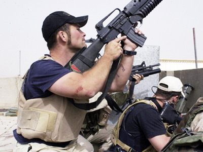 'Blackwater acted under auspices of US government'