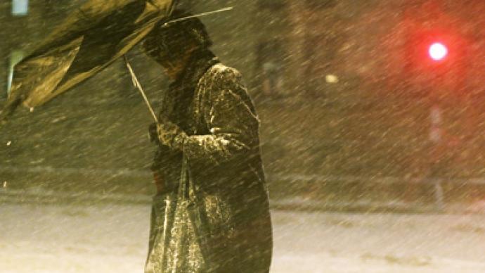 Massive blizzard paralyses US northeast, 9 dead