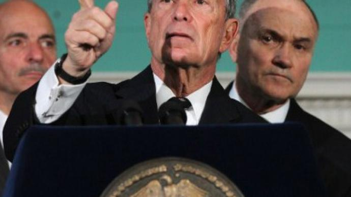 Bloomberg: 'I have my own army'