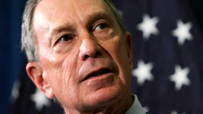 Bloomberg and NYPD sued for spying on Muslims