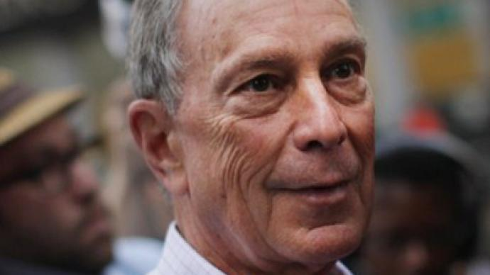 Bloomberg defends banksters yet again